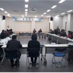 화북동통장협의회 5월 정례회의 개최