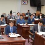 대규모 개발사업장 행정사무조사, 내달부터 '증인심문'