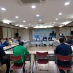 용담2동 단체장 회의 개최, 현안 논의