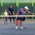 제주스포츠클럽, 전문선수 발굴 테니스 프로그램 운영