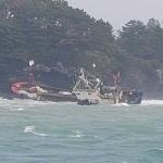불법조업 압송 중 침몰 中 어선, 해경 검찰에 고소
