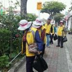 새서귀노인회, 신시가지거리 환경정비 활동