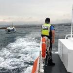 98명 탑승 비양도 도선 기관고장...해경 긴급 예인 구조