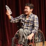 장애인연극 '목 마른 남자', 그는 물 한 잔을 구했을까?