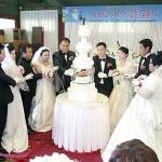 동거부부 5쌍 서귀포 혼인지서 합동결혼식 거행