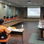 제주동부소방서, 긴급구조통제단 기능숙달 도상훈련 전개