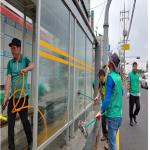 화북동 새마을지도자협의회, 새마을부녀회 버스승차대 환경정비