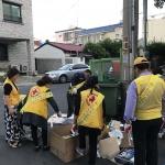 용담2동적십자봉사회, '1회용품' 사용안하기 캠페인 전개