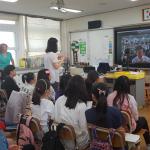 세화초, 말레이시아 글로벌 화상교육 실시