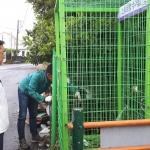 애월읍, 클린하우스 생활쓰레기 배출실태 점검 및 환경정비