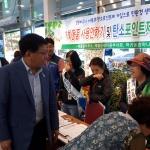 애월읍새마을부녀회, 1회용품 사용안하기 및 탄소포인트제 홍보