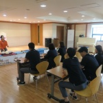중문의용소방대, 예래청소년문화의 집 소방안전교육