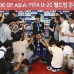 세계2위 정정용호 U20 건각들 금의환향, 인천공항 '난리'