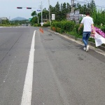 중문동, 주요도로변 불법광고물 집중정비 실시