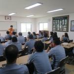 중문119센터 의용소방대 정기교육