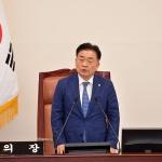 """김태석 의장 """"제2공항 갈등, '공론화' 없는 일방추진이 원인"""""""
