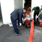 용담2동, 장마 등 여름철 자연 재해대비 안전 점검