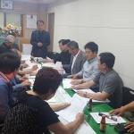 연동, 6월 자생단체장 정례회의 개최