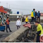화북동, 바다 수중정화 및 해안변 환경정비 실시