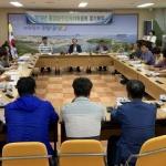 중앙동주민자치위원회, 7월 정기회의 개최