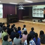 안덕119센터, 서광초등학교 미래소방관 체험교육 실시