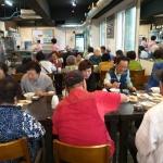 로또돼지-용담2동, '사랑나눔 행복밥상' 무료급식 행사