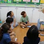 아이에게 학습지 대신 풀꽃을...풍천초, 학교도서관 '풍천서가' 운영