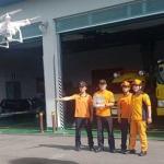 제주동부소방서, 무인비행장치 운용 교육 운영