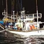 제주 비양도 인근 해상서 어선 좌초...승선원 모두 안전