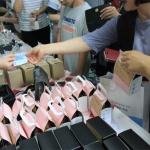 제주영지학교, 학생 작품 전시 및 판매 '영지몬딱시장' 성황리 개최