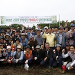 서귀포농업인들, '고품질 감귤 생산' 열매솎기 실천 결의대회