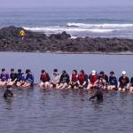 서귀포여고, '올레길 해변 생존수영교육' 프로그램 운영