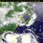 [오늘 날씨] 장마전선 북상, 오후부터 '장맛비'...태풍 다나스, 예상경로는?