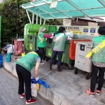 구좌읍-새마을부녀회, 불법쓰레기 단속