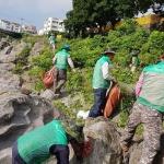 용담2동-새마을지도자협의회, 한천교 환경 정비