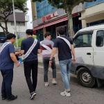 대륜동, 불법주정차 근절 홍보 캠페인 운영