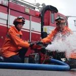 제주소방안전본부, 태풍 다나스 북상에 따른 긴급구조 대응체제 돌입
