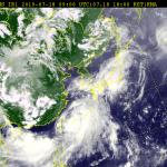 [내일 날씨] 태풍 '다나스' 내습 많은 비...최고 700mm 폭우