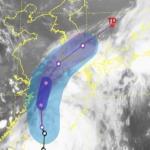 태풍 다나스 북상, 오늘 밤 '직접영향권'...700mm 폭풍우