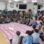 용담2동, 찾아가는 생활 안전 교육 운영