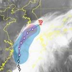 태풍 다나스 오늘 밤 내습, 700mm 폭우...예상 경로는?