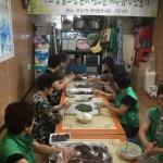 용담2동 새마을부녀회, 정착주민 참여 프로그램 운영