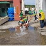 이호동, 여름철 자연재난 대비 풍수해 대응훈련