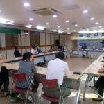 [동정] 용담2동장, 무더위 쉼터 등 폭염 대비 점검