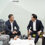"""제2공항 반대위, 원희룡 지사 면담 """"제주의 미래, 도민이 결정해야"""""""