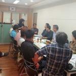 연동주민센터, 자생단체장 7월 정례회의 개최