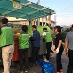 애월읍자연보호협의회, 클린하우스 합동 점검