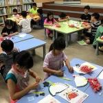 동홍초, 여름방학 독서교실 운영
