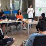 우도중, 학업 중단 예방 위한 치유교실 운영