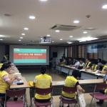 용담2동-적십자봉사회, 8월 정례회의 개최